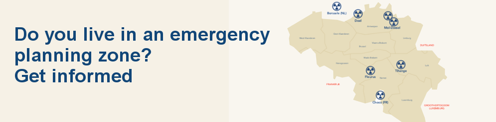Do you live in an emergency planning zone? Get informed